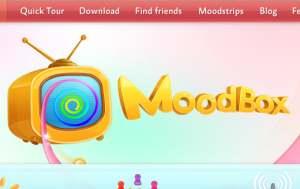 MoodBox: Desenhe e compatilhe-os