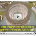 Vídeo: Roma Antiga em 3D no Google Earth