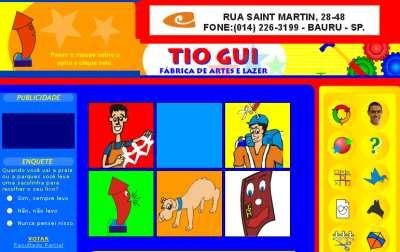 Tio Gui – Fábrica de Artes e Lazer