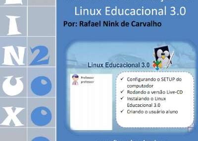 Manual de Instalação do Linux Educacional 3.0