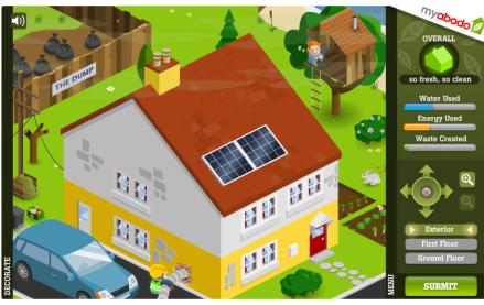 Myabodo: Construa uma casa ecologicamente correta