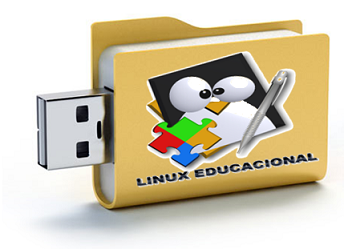 Criando um Pendrive bootável do Linux Educacional 3.0