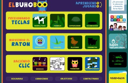 ELBUHOBOO: Jogos infantis
