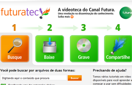 Futuratec – Videoteca do Canal Futura