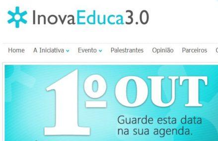 InovaEduca 3.0: Congresso sobre Práticas Inovadoras na Educação