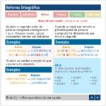 Reforma Ortográfica - Site Veja.com